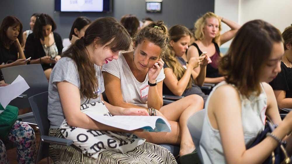 2015 international student orientation.